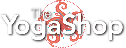 the yoga shop logo